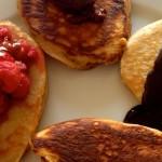 Pretty Pancakes a la Sarah