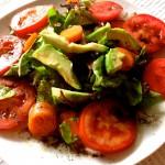 Avocado Salat Vorspeise